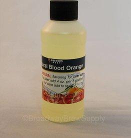 Brewer's Best Natural Blood Orange Flavoring – 4 Oz