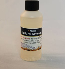 Brewer's Best Natural Almond Flavoring – 4 Oz