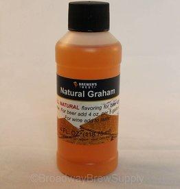 Brewer's Best Natural Graham Flavoring – 4 Oz