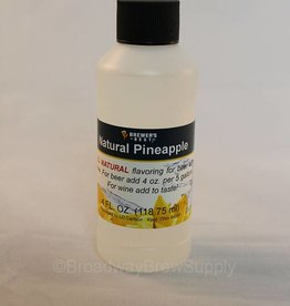 Brewer's Best Natural Pineapple Flavoring – 4 Oz