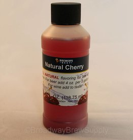 Brewer's Best Natural Cherry Flavoring – 4 Oz