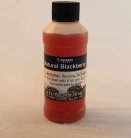 Brewer's Best Natural Blackberry Flavoring – 4 Oz