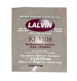 K1V-1116, Lalvin Dry Wine Yeast