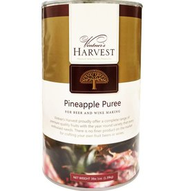 Vintner's Harvest Pineapple Puree - 49 Oz Can