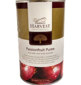 Vintner's Harvest Passionfruit Puree – 49 Oz Can