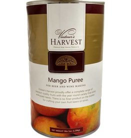 Vintner's Harvest Mango Puree – 49 Oz Can