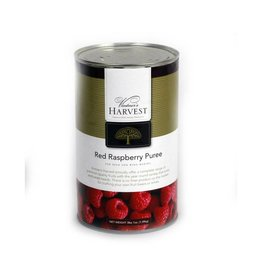 Vintner's Harvest Raspberry Puree – 49 Oz Can