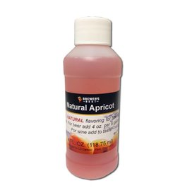 Brewer's Best Natural Apricot Flavoring – 4 Oz