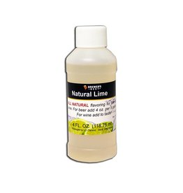Brewer's Best Natural Lime Flavoring – 4 Oz