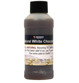 Brewer's Best Natural White Chocolate Flavoring – 4 Oz