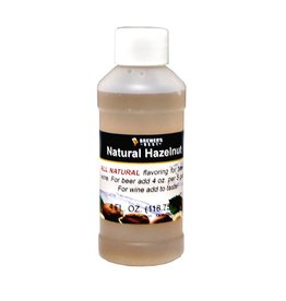Brewer's Best Natural Hazelnut Flavoring – 4 Oz
