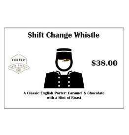 Shift Change Whistle 5 Gal Beer Recipe Kit