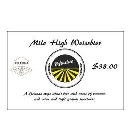 Mile High Weissbier 5 Gal Beer Recipe Kit