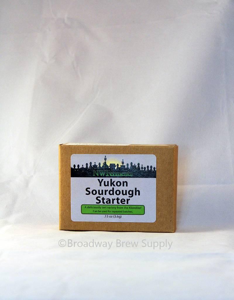 NW Ferments Yukon Sourdough Starter