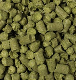German Huell Melon Hop Pellets 5.2% AAU CLEARANCE