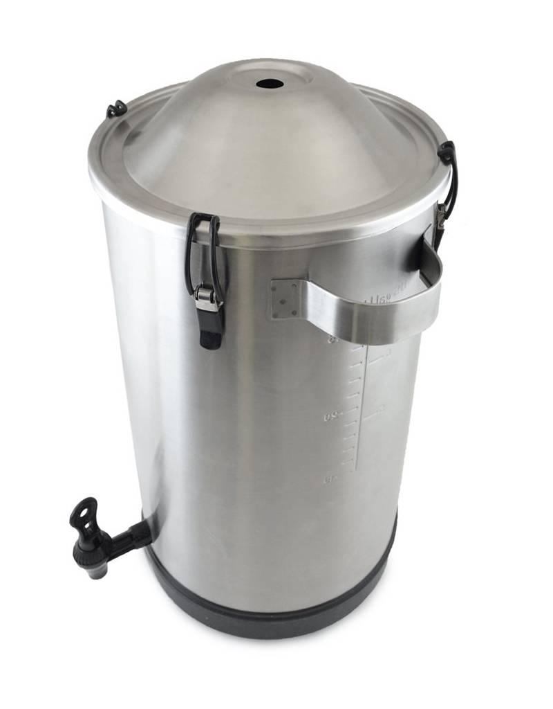 Mangrove Jack's 6 Gallon Stainless Steel Fermenter