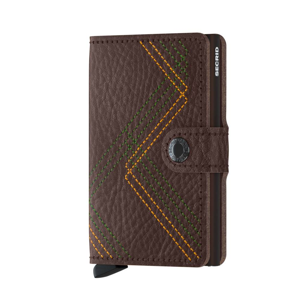 SECRID MINIWALLET STITCH