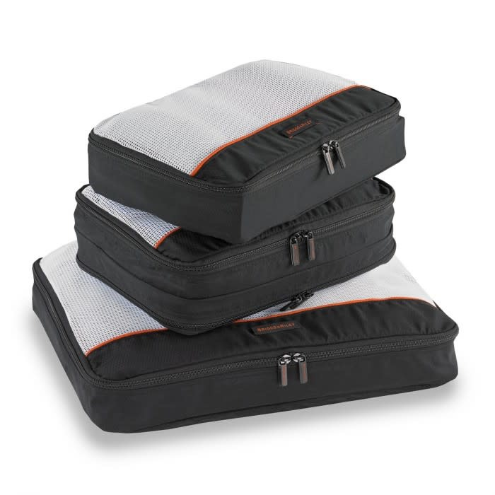 BRIGGS & RILEY PACKING CUBES - Large Set