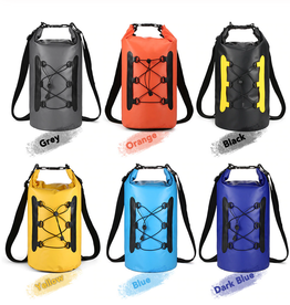 BNA BNA WATERPROOF BAG & CELL PHONE CASE 15L