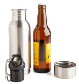 mdi STUBBY BEER COOLER FLASK