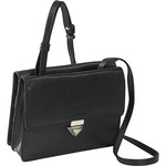 DEREK ALEXANDER LEATHER Small 1/2 Flap