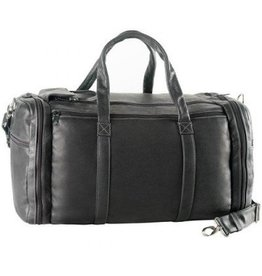 DEREK ALEXANDER SPORTS DUFFLE LEATHER