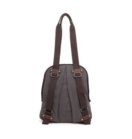 DAVAN COTTON LINEN SHOULDER BAG