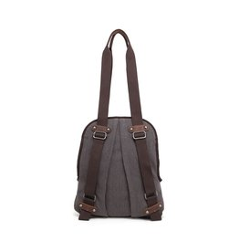 DAVAN DAVAN COTTON LINEN SHOULDER BAG