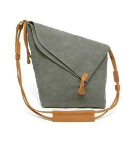 DAVAN CANVAS SHOULDER BAG