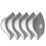 BNA PM2.5 SPORT FACE MASK FILTER - 5 PACK