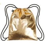 LOQI LOQI METALLIC BACKPACK