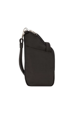TRAVELON AT ESSENTIALS MINI ASYMMETRIC CROSSBODY