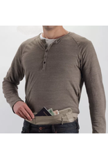 EAGLE CREEK RFID BLOCKER MONEY BELT DLX