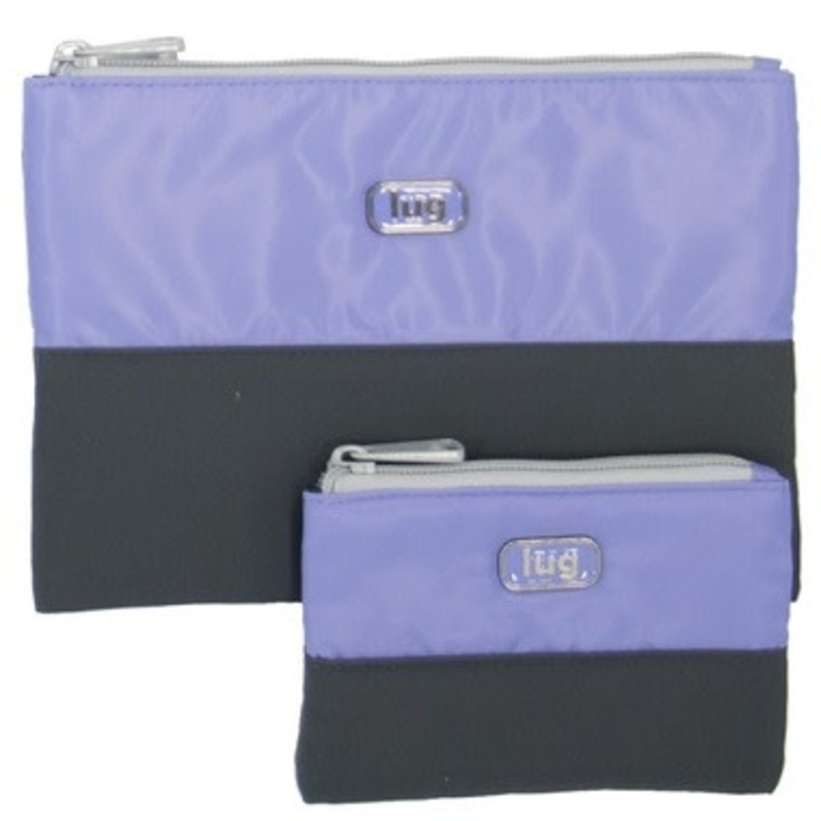 LUG CANADA INC 2 PACK ZIP POUCH
