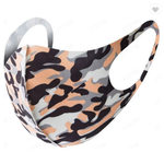 BNA CAMO FACE MASK