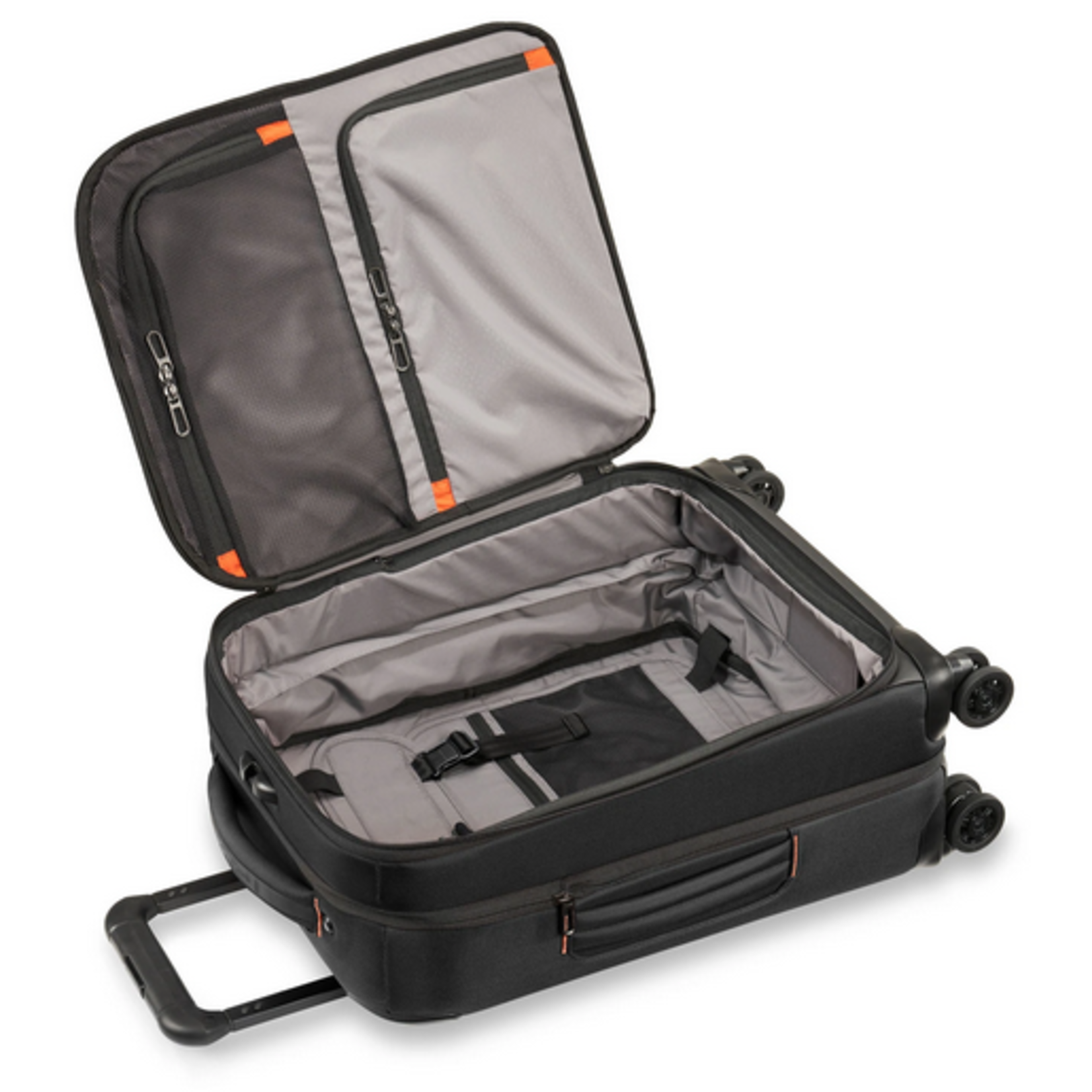 "BRIGGS & RILEY ZDX 21"" CARRY-ON EXPANDABLE SPINNER"