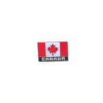 CANADA FLAG PIN BLOCK