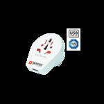 ADAPTOR WORLD TO USA USB