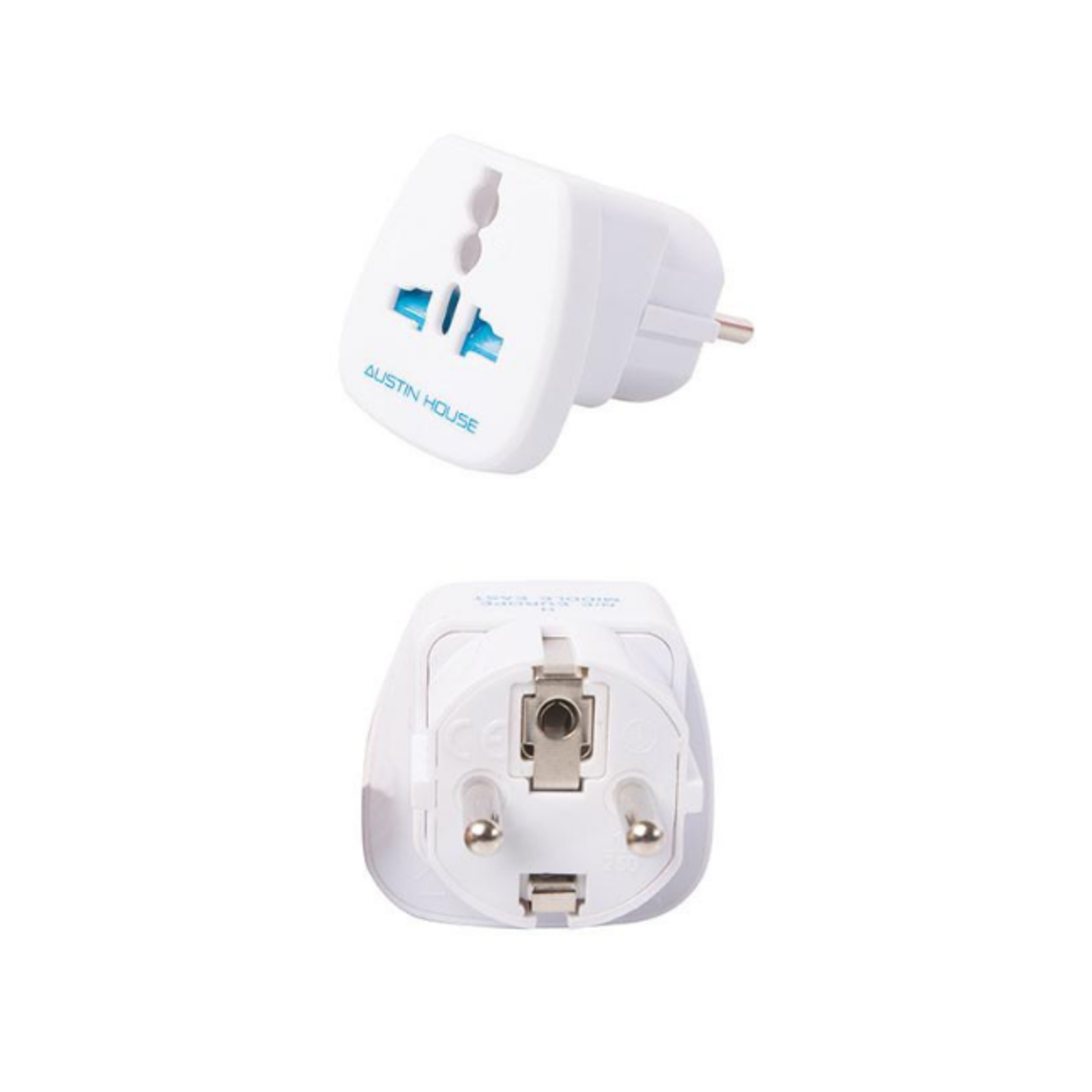 North America Grounded Adapter Plug