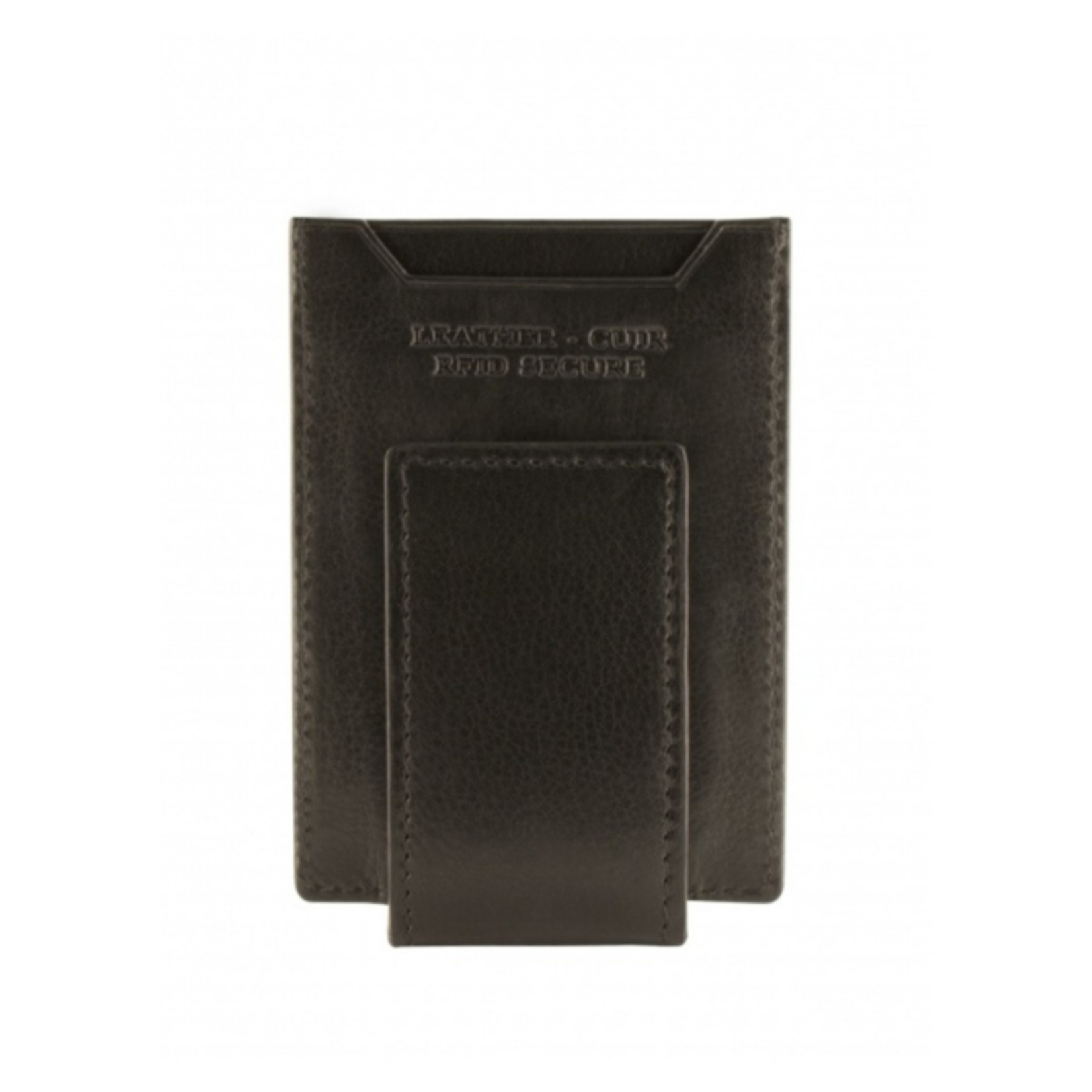 MANCINI MONEY CLIP Black