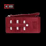 MANCINI LADIES RFID CREDIT CARD WALLET