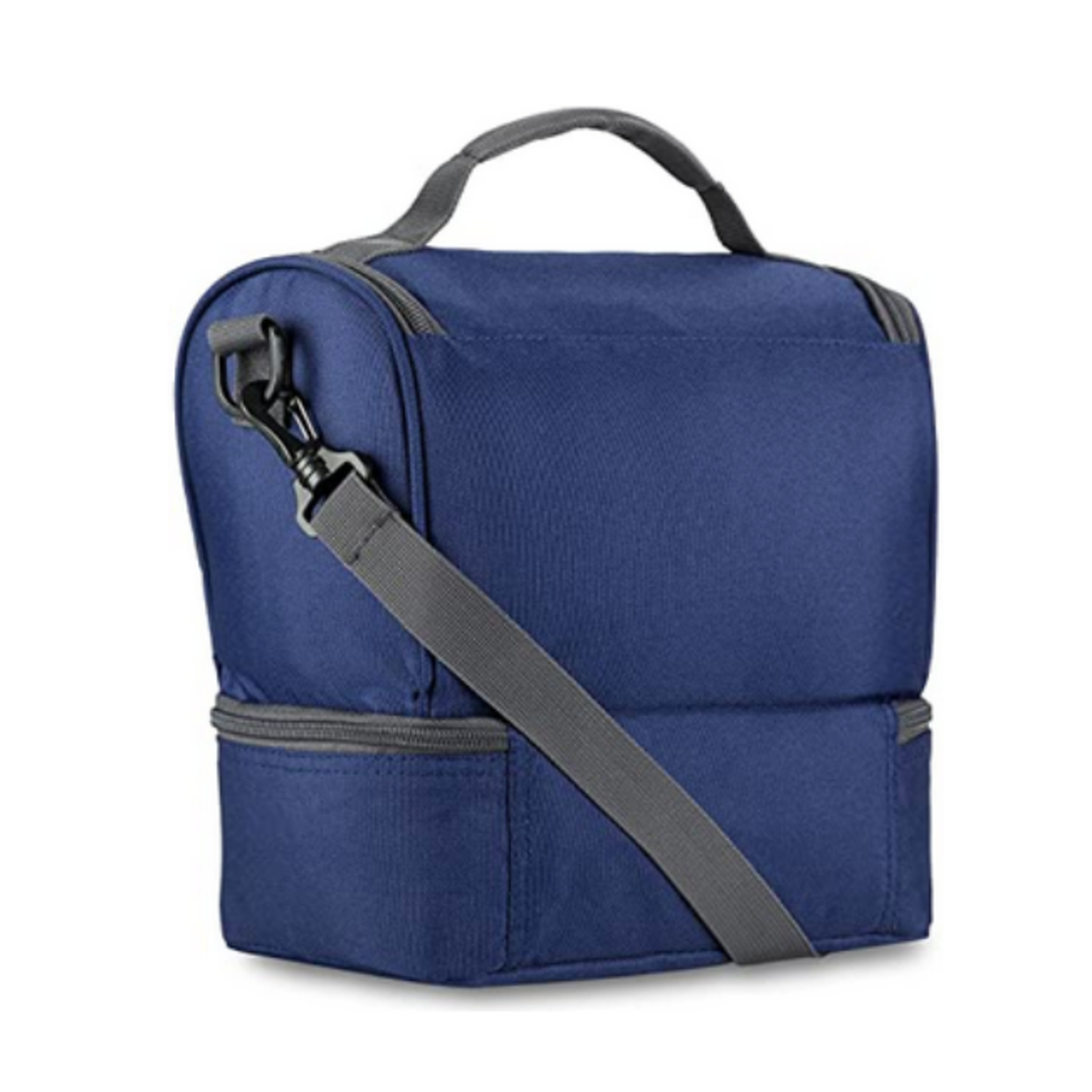 DOUBLE DECKER LUNCH BOX True Navy