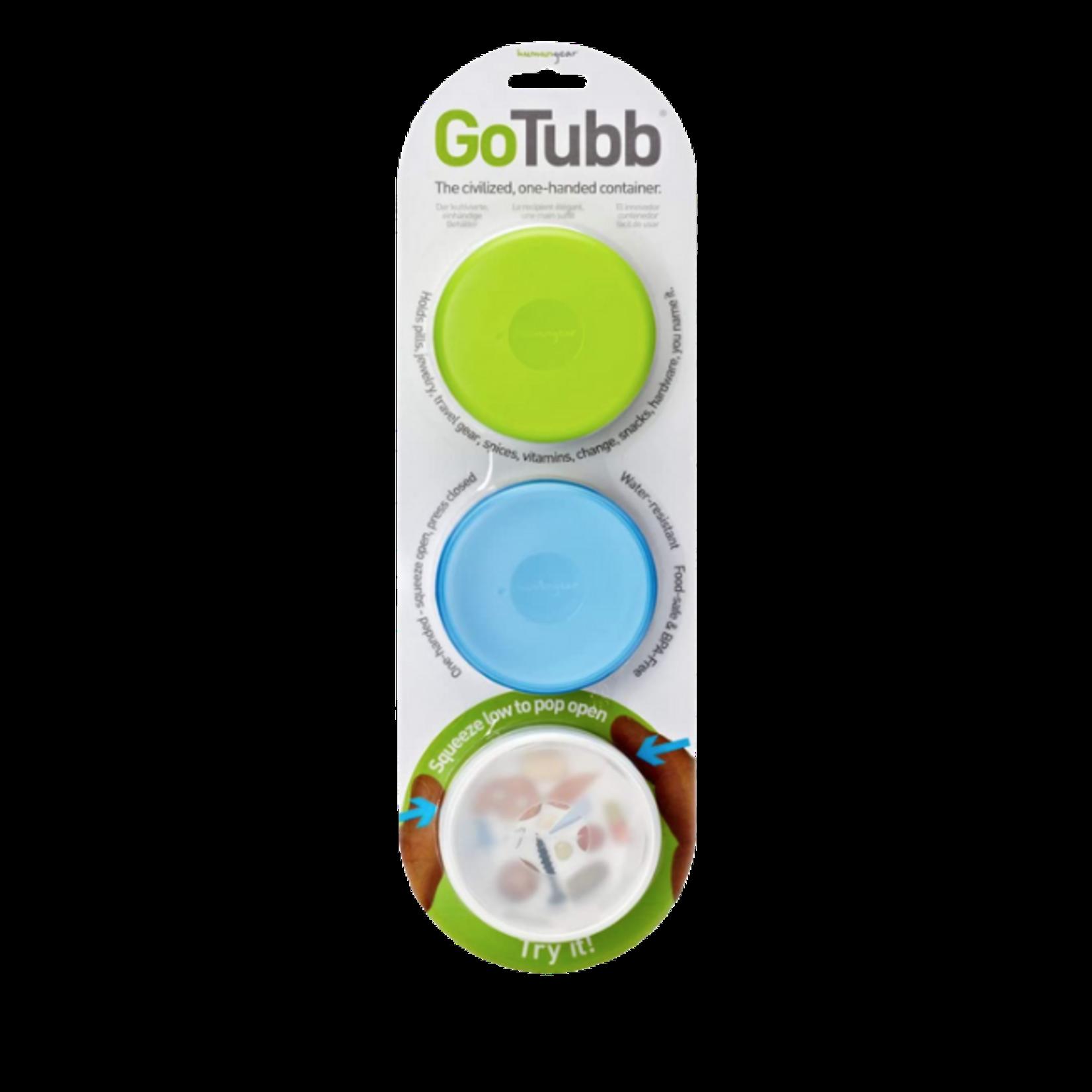 GoTubb 3-Pack Med