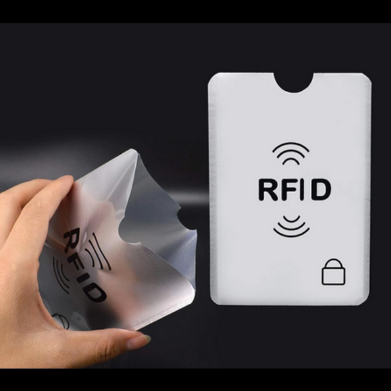 ALI PASSPORT SLEEVE RFID PROTECTION