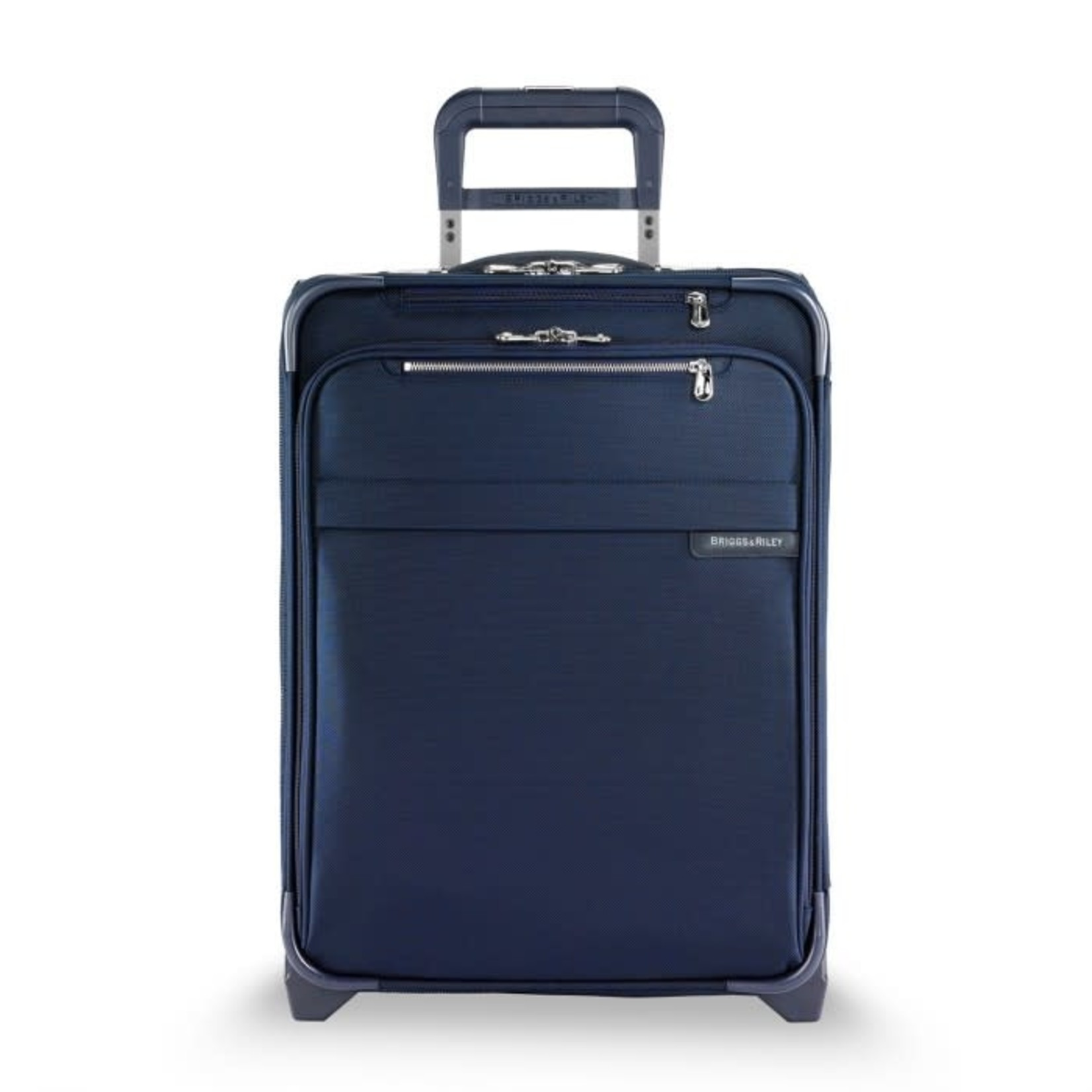 BRIGGS & RILEY BASELINE INTL CARRY-ON EXP WB UPRIGHT Navy
