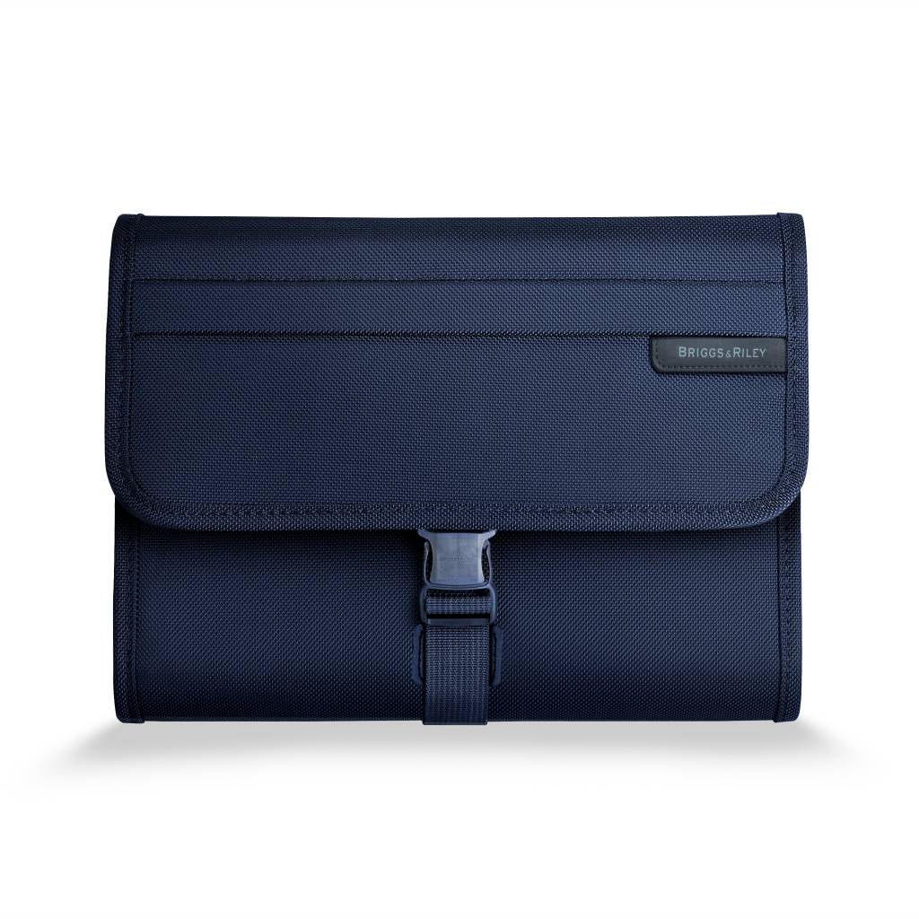 BRIGGS & RILEY BASELINE DELUX  TOILETRY KIT (NAVY)
