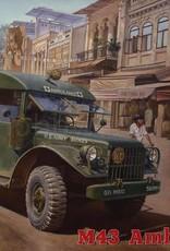 Roden (ROD) 1/35 M43 3/4 ton 4x4 US Ambulance