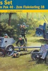 Italeri (ITA) 1/72 German Guns Set
