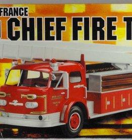 AMT (AMT) 1/25 Aero Chief Fire Truck