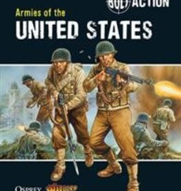 Osprey Publishing (OSP) Bolt Action: Armies of USA (SC)